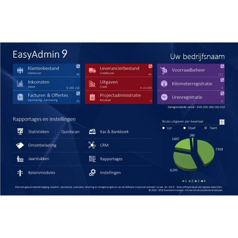 EasyAdmin 9